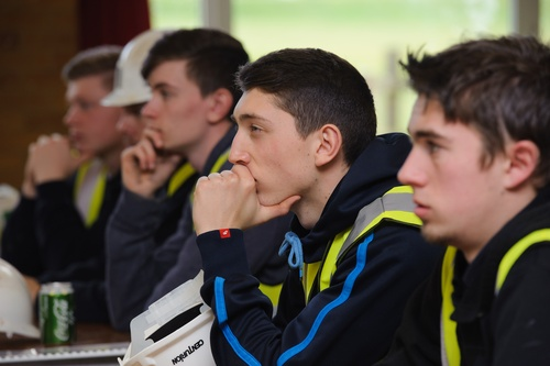 Crest Nicholson Apprentice Day 2015. Image courtesy of Crest Nicholson.